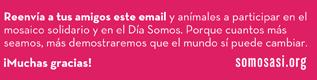 reenvía a tus amigos este email